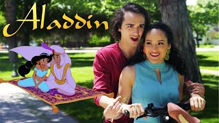 Gambar cover Disney's Modern Day Aladdin - A Whole New World - Music Video