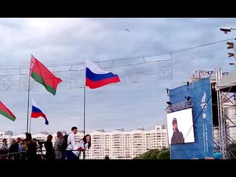 Тимати в Минске .Лада седан