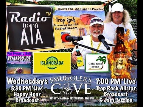 Radio A1A at Smugglers Cove 003 Featuring Dani Hoy & Chris Rehm