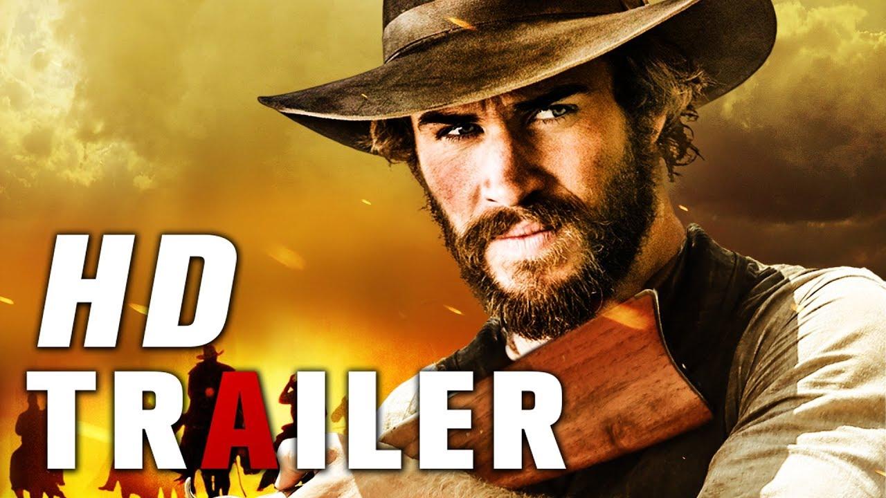 LE DUEL TRAILER #1 WOODY HARRELSON LIAM HEMSWORTH 2018 Blockbuster Western