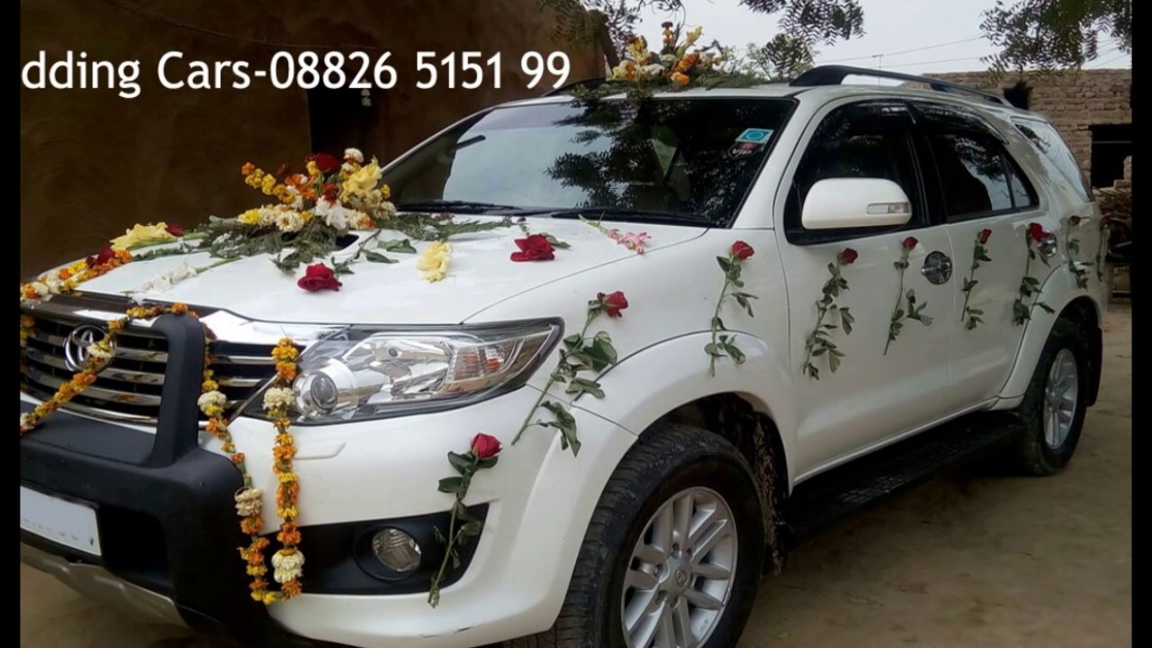 Best Price Quote from Best Wedding Car Hire Haryana 08826515199 ...