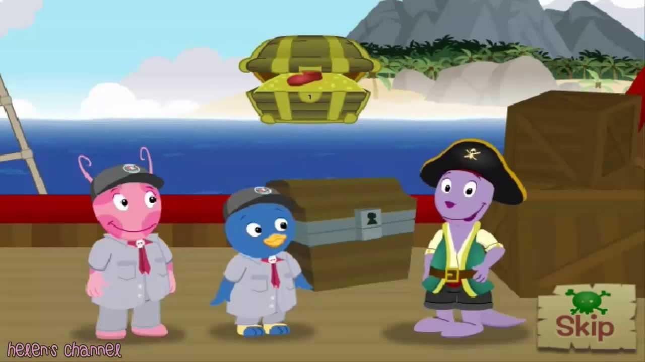 Backyardigans pirate song the backyardigans pirate for Billige deckenleuchten