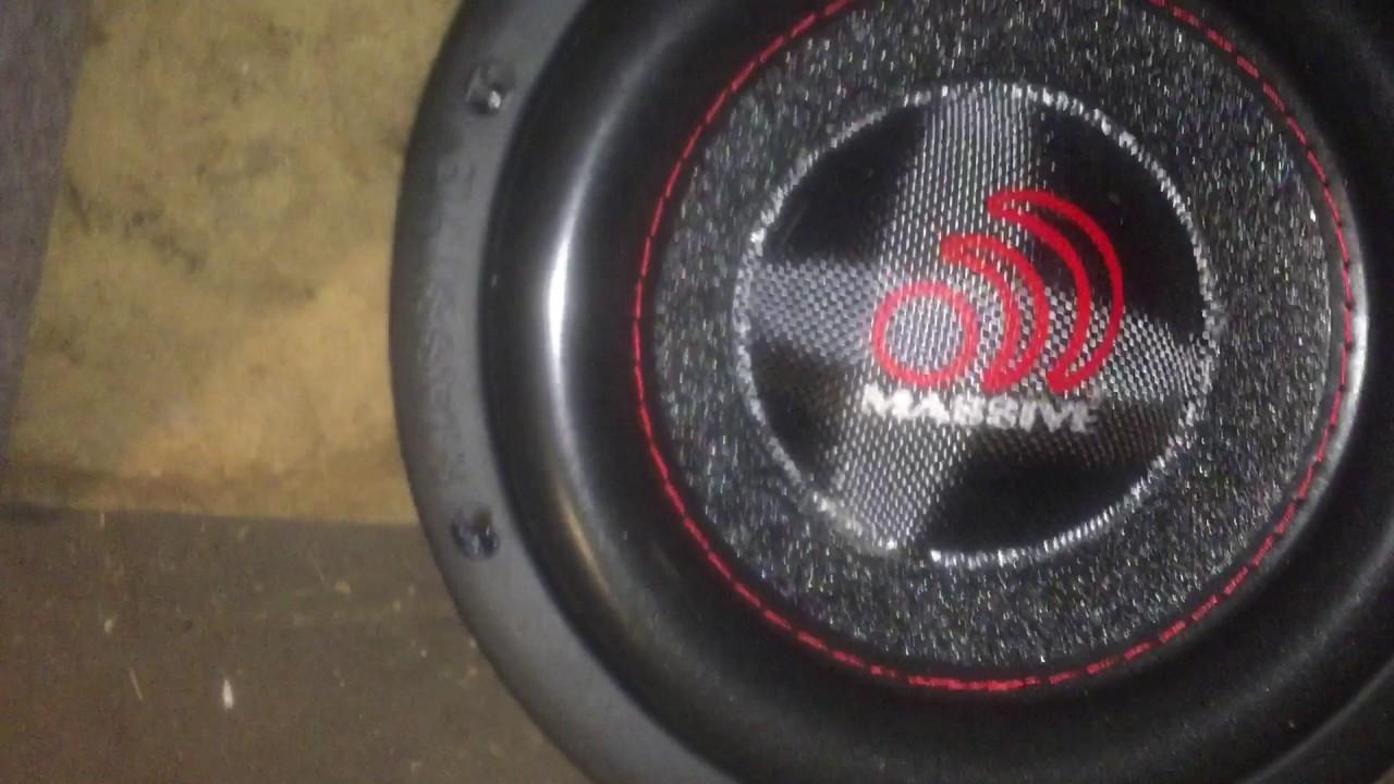 04 Chevy Tahoe Z71 sub box install - YouTube