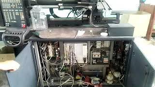 Тестирование термопласт автомата Sandretto 90,ремонт компьютера, Киев.
