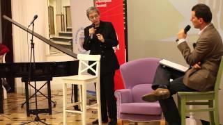 Oana Pellea @ Trialoguri la ARCUB