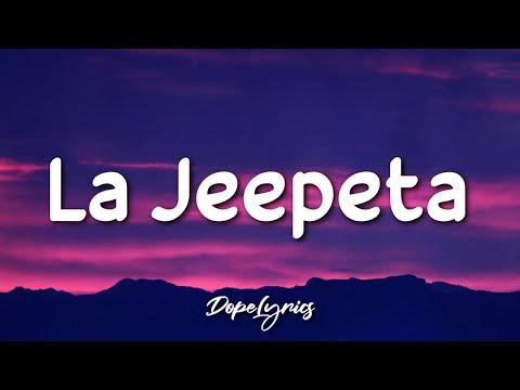 La Jeepeta (Remix) – Nio Garcia x Brray x Juanka x Anuel AA x Myke Towers (Letra/Lyrics) 🎵