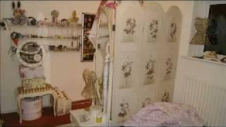 Shabby Chic Furniture & Decorations - Bedroom Ideas By Kinga Sektas