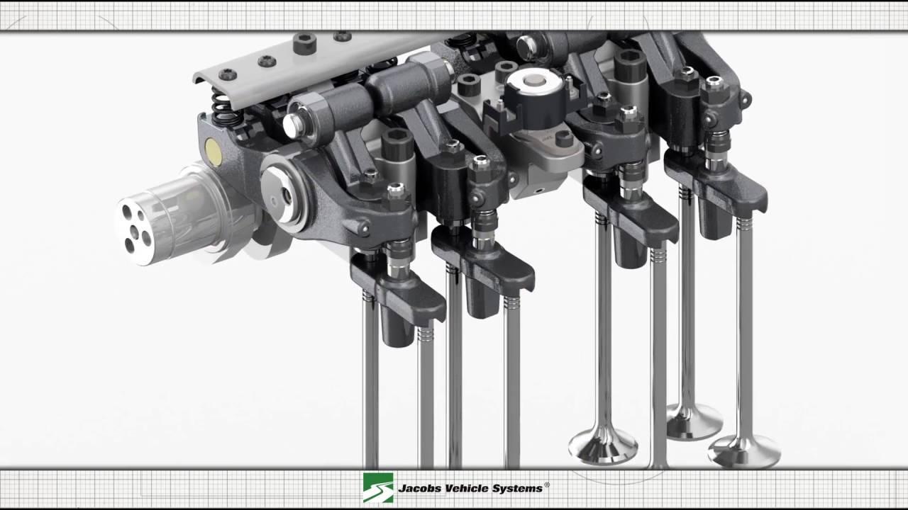 Tipos de freno de motor