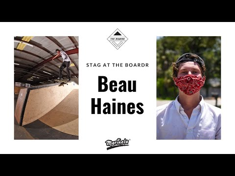 Beau Haines in Stag at The Boardr Presented by Marinela