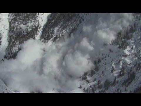 Avalanche danger elevated to 'extreme' in Colorado