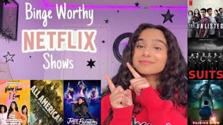 My Top Netflix Recommendations!! (Shows you need to binge watch NOW) Part 2