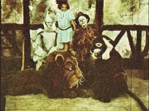 Lost Media Chronicles Episode 2 - The Fairy-logue and Radio-Plays (1908; Lost Wizard of Oz Movie)