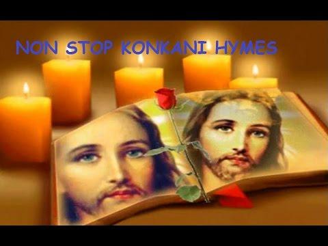 Non STOP KONKANI HYMES - GITHAM JHELO