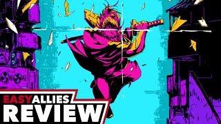 Katana Zero - Easy Allies Review (Video Game Video Review)