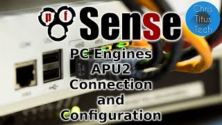 How to install pfSense on PC Engines APU2 | pfSense Setup