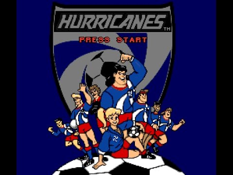SNES Longplay [478] Hurricanes