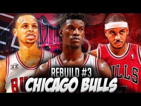 NBA2K16 MyLEAGUE - Revamping the CHICAGO BULLS! KEEPING ROSE? BUTLER? & GASOL?