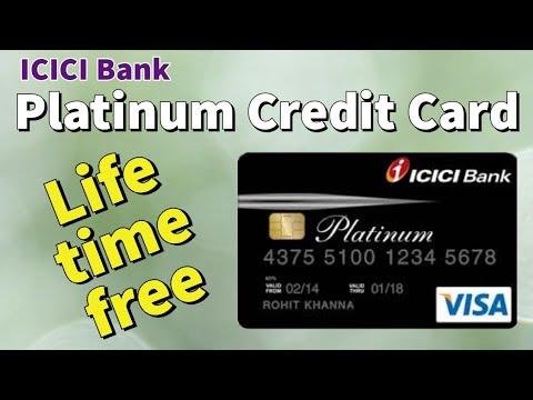 icici bank platinum chip credit card programme benefits