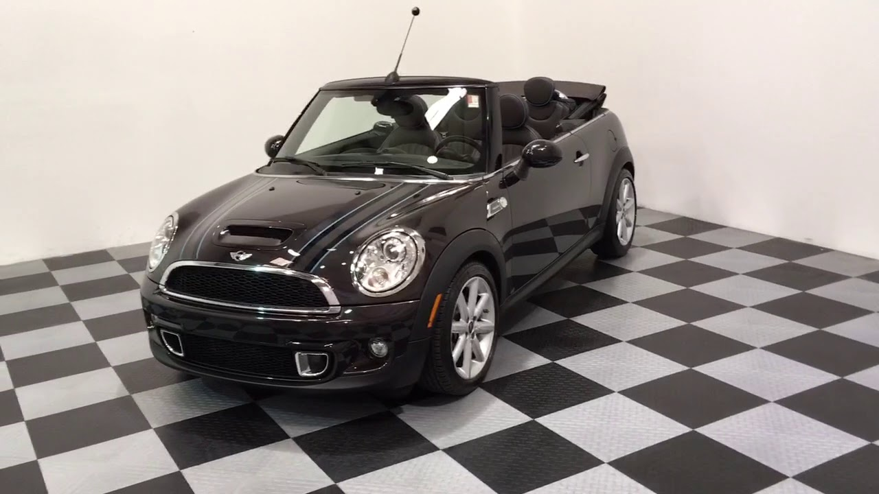 2015 Mini Cooper S Highgate Convertible For Sale At Eimports4less