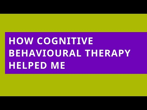Audio Read: How Cognitive Behavioural Therapy Helped Me