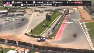 Stadium Super Trucks 2015 X Games Austin Final