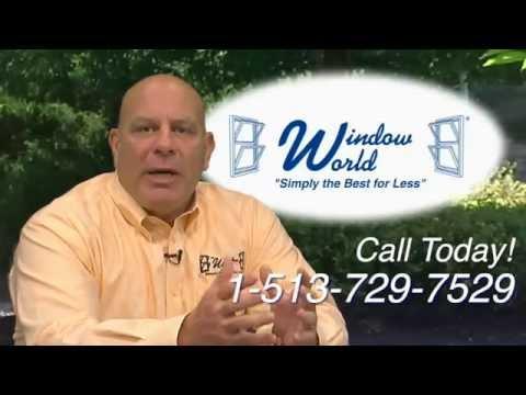 Replacement Windows Cincinnati | Window World of Cincinnati