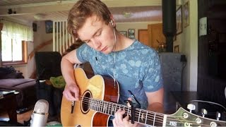 Ed Sheeran - Photograph - Guitar Cover | Mattias Krantz