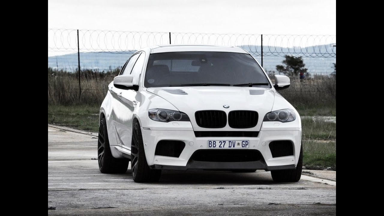 Bmw X6m E71 Youtube