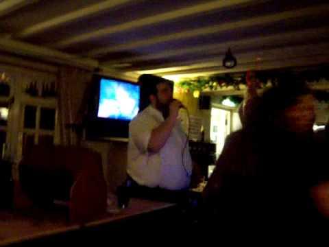 Mark D (DAD)...Garys Karaoke, youll never walk alone