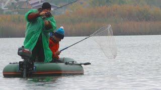Рыбалка 2020  Осень  Ноябрь  Рыба клевала только на этот воблер. My fishing