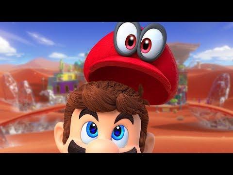 Super Mario Odyssey Demo