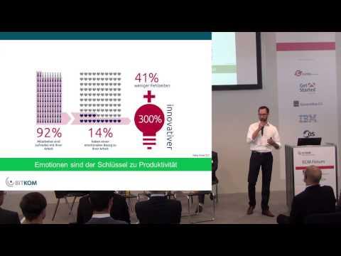 Themenpitch: Arbeitsplatz der Zukunft - Kommunikation und Wissensarbeit in 5 Jahren