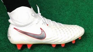 insertar Monótono Baya  2018 World Cup Nike Magista Obra II (Just Do It Pack) - Unboxing, Review &  On Feet - YouTube