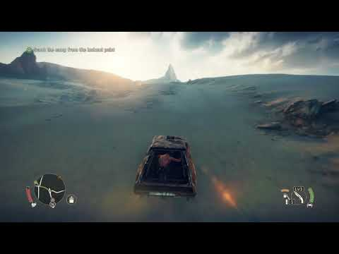 Mad Max: Fresh Air Trophy Guide (Common)