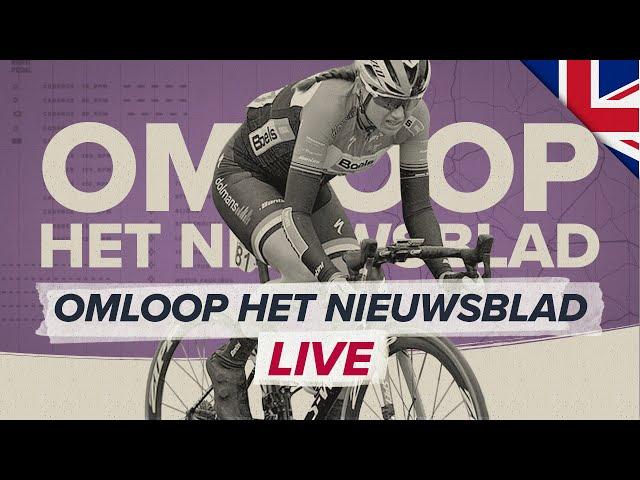 Omloop Het Nieuwsblad Elite Women's Race LIVE | Spring Classics On GCN Racing