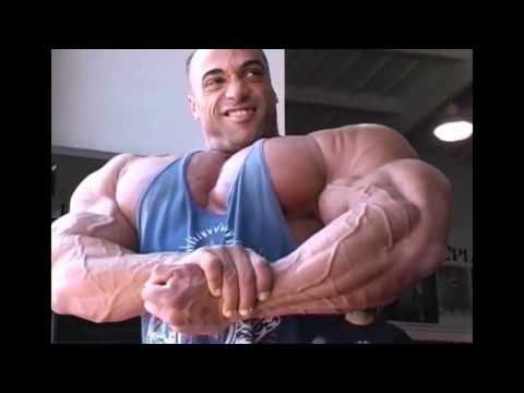 Dennis James - Monster version - Morphed by Muscleexperiments