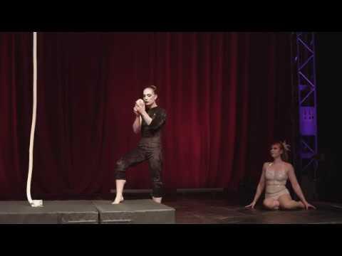Sarah Cohen - Rope/Ball Manipulation - Viva Fest 2018