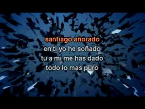 Leo Dan Karaoke Santiago quierido ByCesar