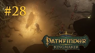 Let's Play Pathfinder: Kingmaker # 28 – Im Heiligtum (Blind / Deutsch)