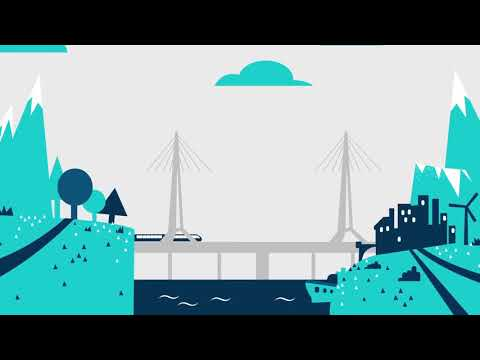Video Sacyr. Sacyr launches its new corporate identity