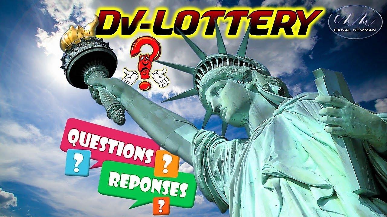 """DV-Lottery 2022 """"Questions / Réponses"""" : Voici les Réponses à vos Questions !"""