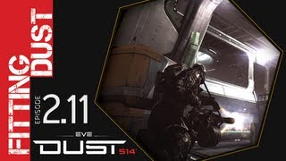 Dust 514 - Fitting Dust 2.11 - FLOWERY FORGE GUNS - Double Entendre Included