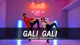 Gali Gali | KGF | Dance Choreography by Vijay Mahajan | Metro Dance Class