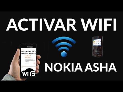 Activar Wifi en Teléfonos Nokia Asha ¡Mira que Fácil Resulta!