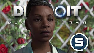 KTOŚ TU LUBI HEAVY METAL     Detroit: Become Human [#5]