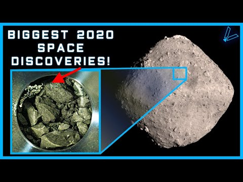 The 7 Biggest Space Discoveries And Breakthroughs Of 2020! (