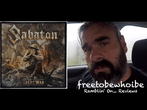 Sabaton - The Great War   ReviewReaction + History Lesson