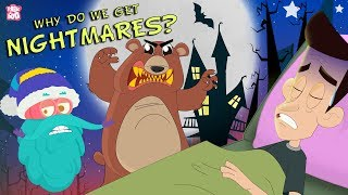 Why Do We Get Nightmares? | The Dr. Binocs Show | Best Learning Videos For Kids | Peekaboo Kidz
