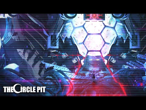 THE DESIGN ABSTRACT - Born of Machines (Official Lyric Video) Melodic Death Metal   The Circle Pit