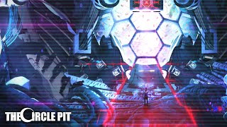 THE DESIGN ABSTRACT - Born Of Machines (Official Lyric Video) Melodic Death Metal | The Circle Pit